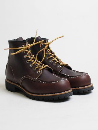 Red Wing 8146 Roughneck briar oil slik leather paio