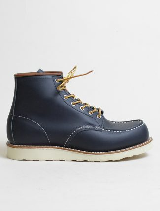 Red Wing 8859 Classic Moc Toe Navy