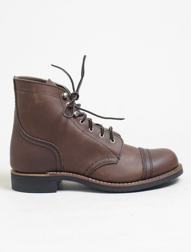 Red Wing 3365 Iron Ranger Amber Harness
