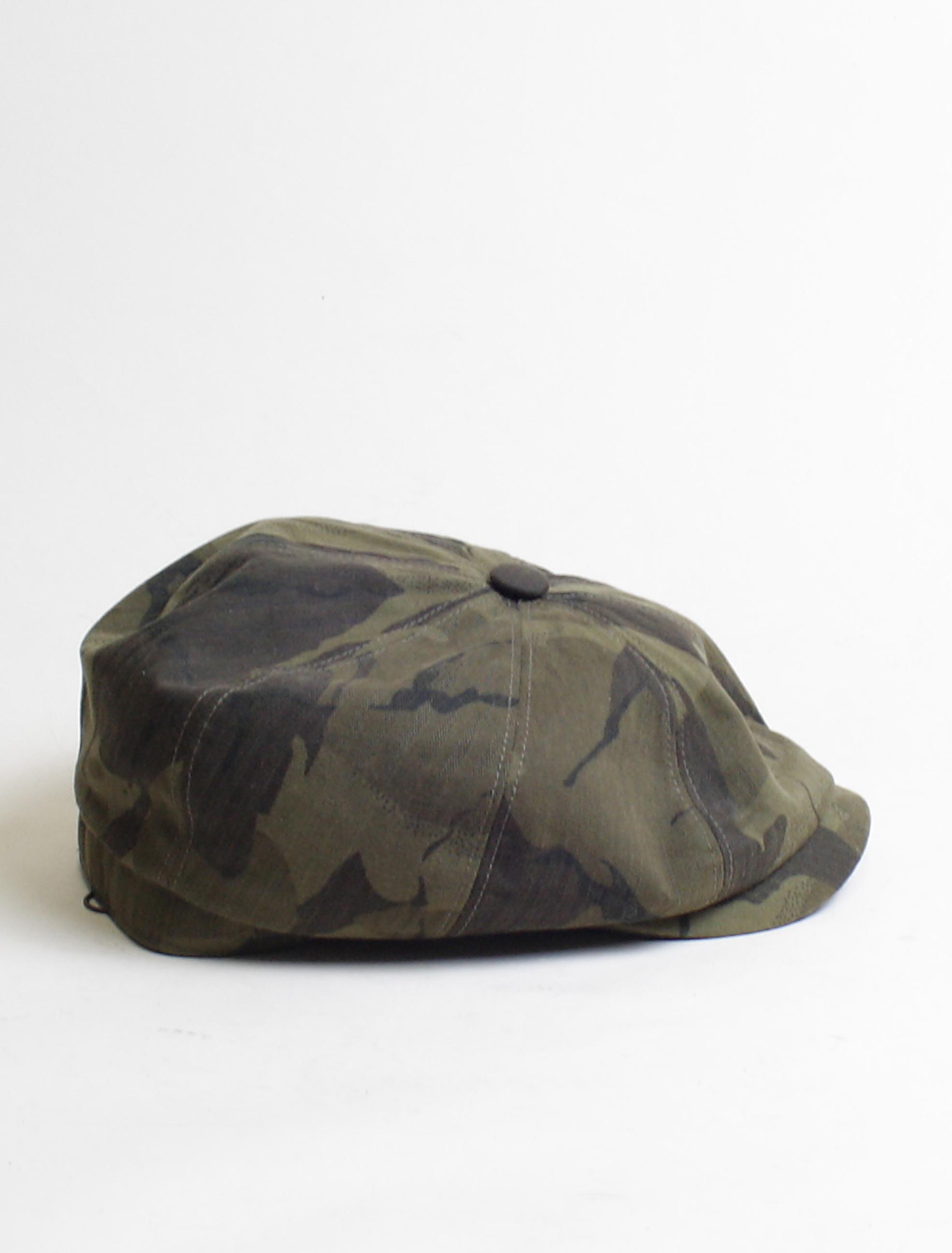 Stetson hatteras waxed cotton camouflage 56 sonstige