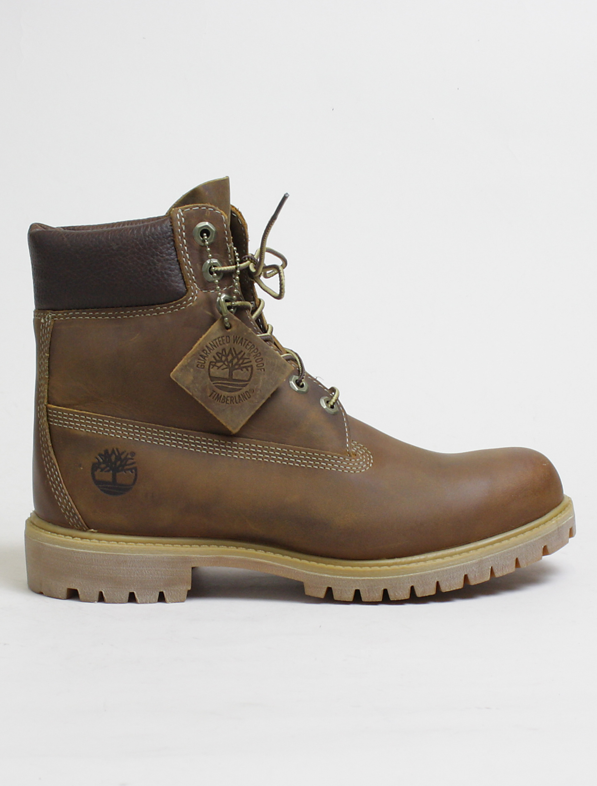 Timberland 6 inch heritage classic brown