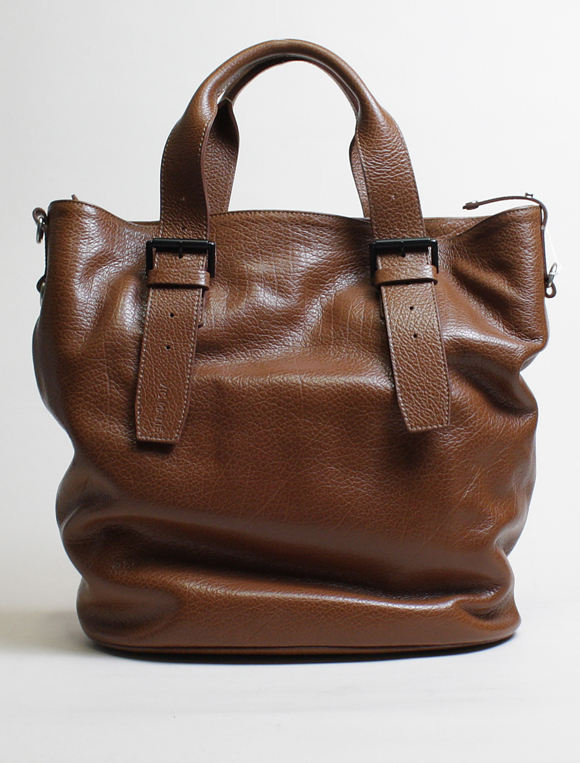 Vic Matié brown babilo bag