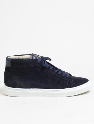 Zespa zsps sneakers suede navy