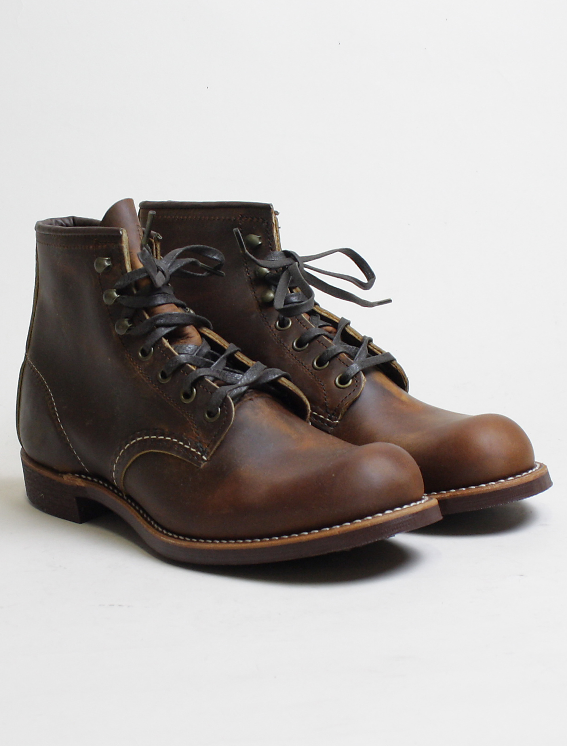 Red Wing 3343 Blacksmith Copper paio