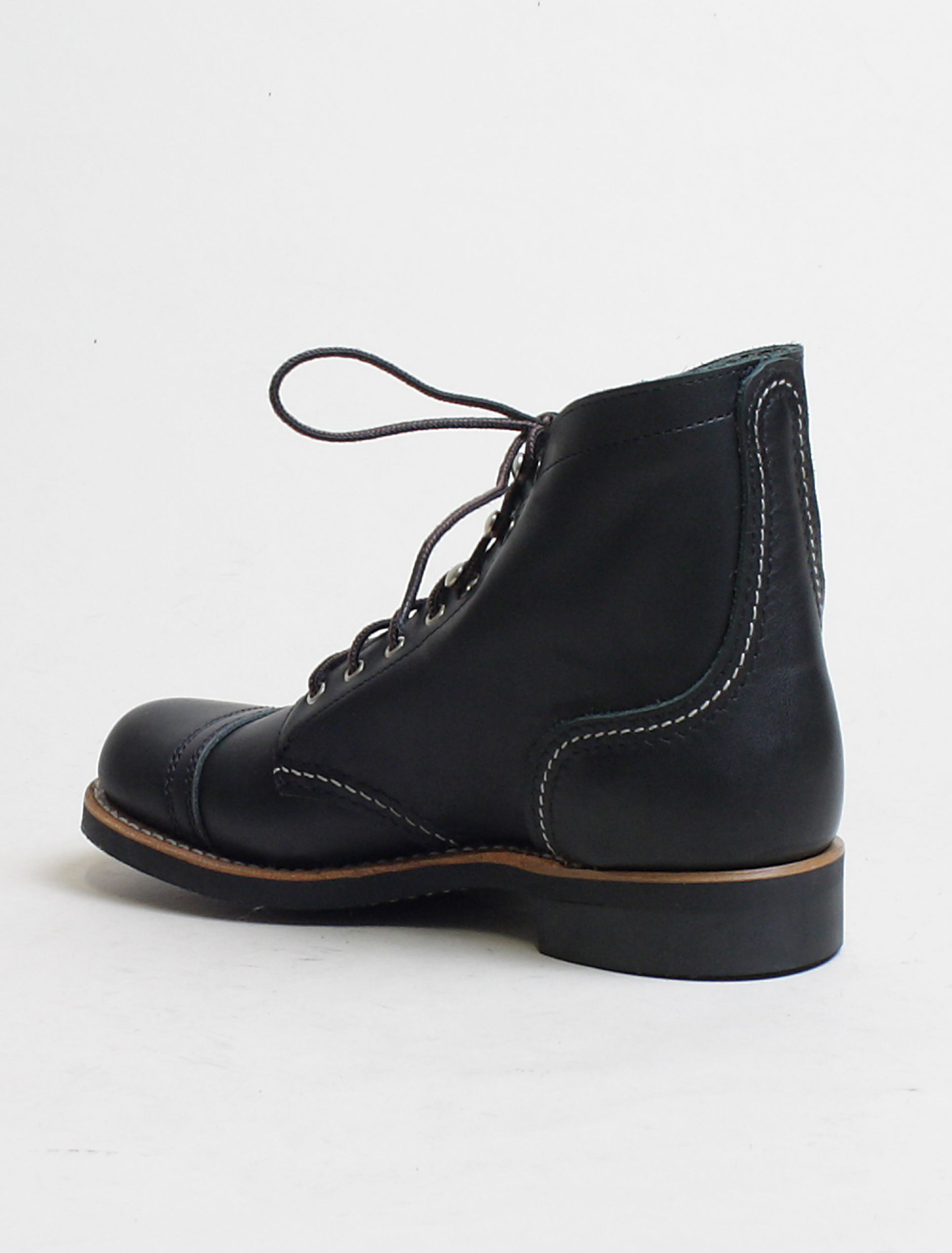 Red Wing 3366 Iron Ranger Black laterale