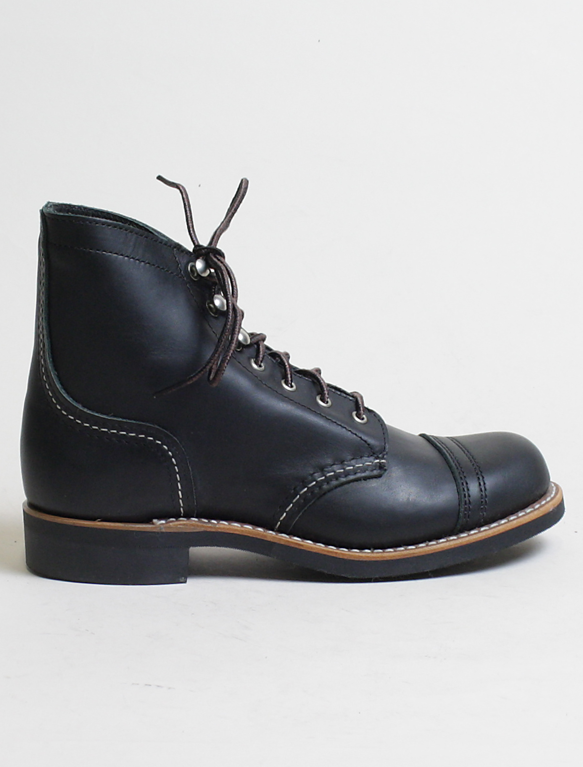 reputable site b3aa0 d1bd9 Red Wing 3366 Iron Ranger Black