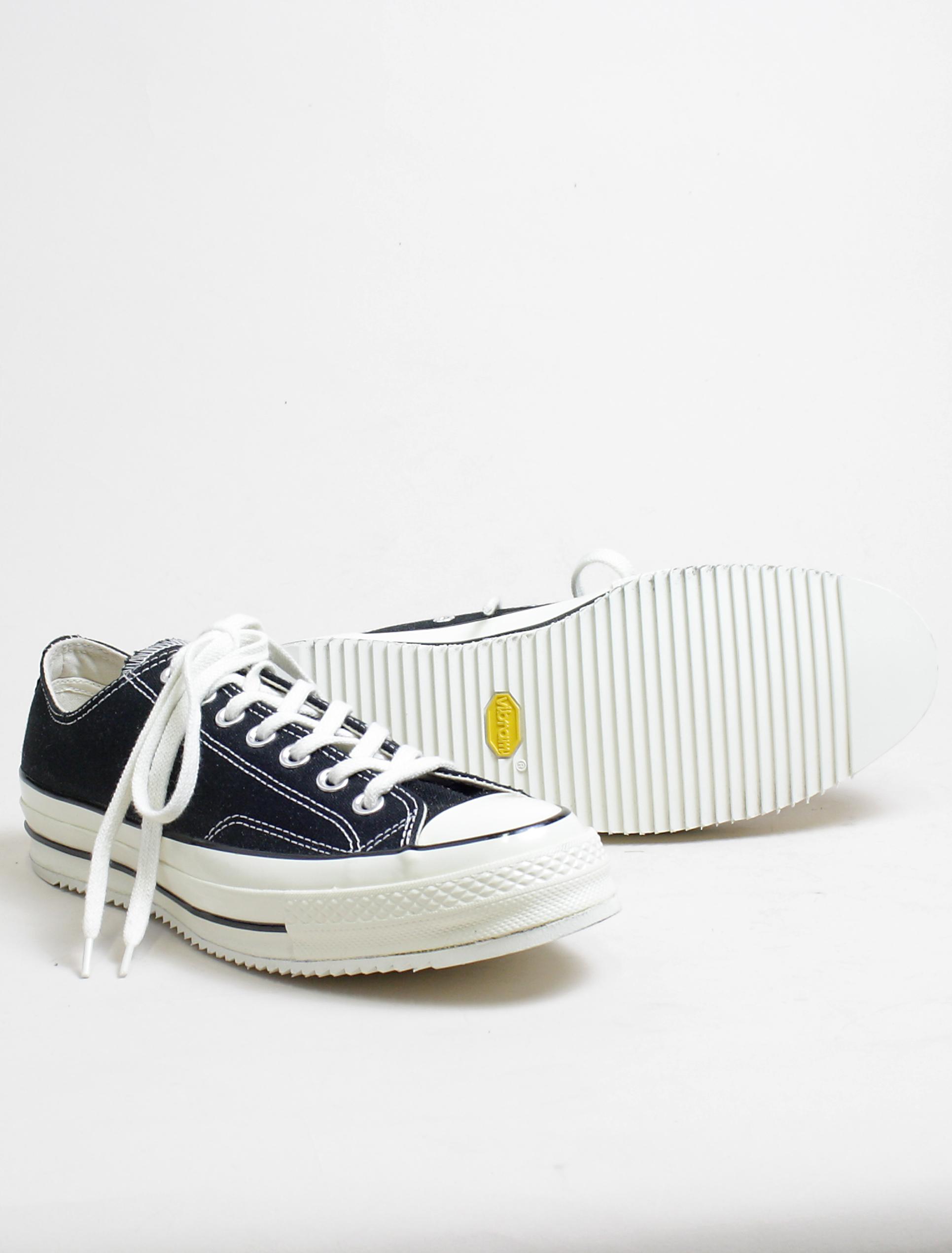 custom converse low