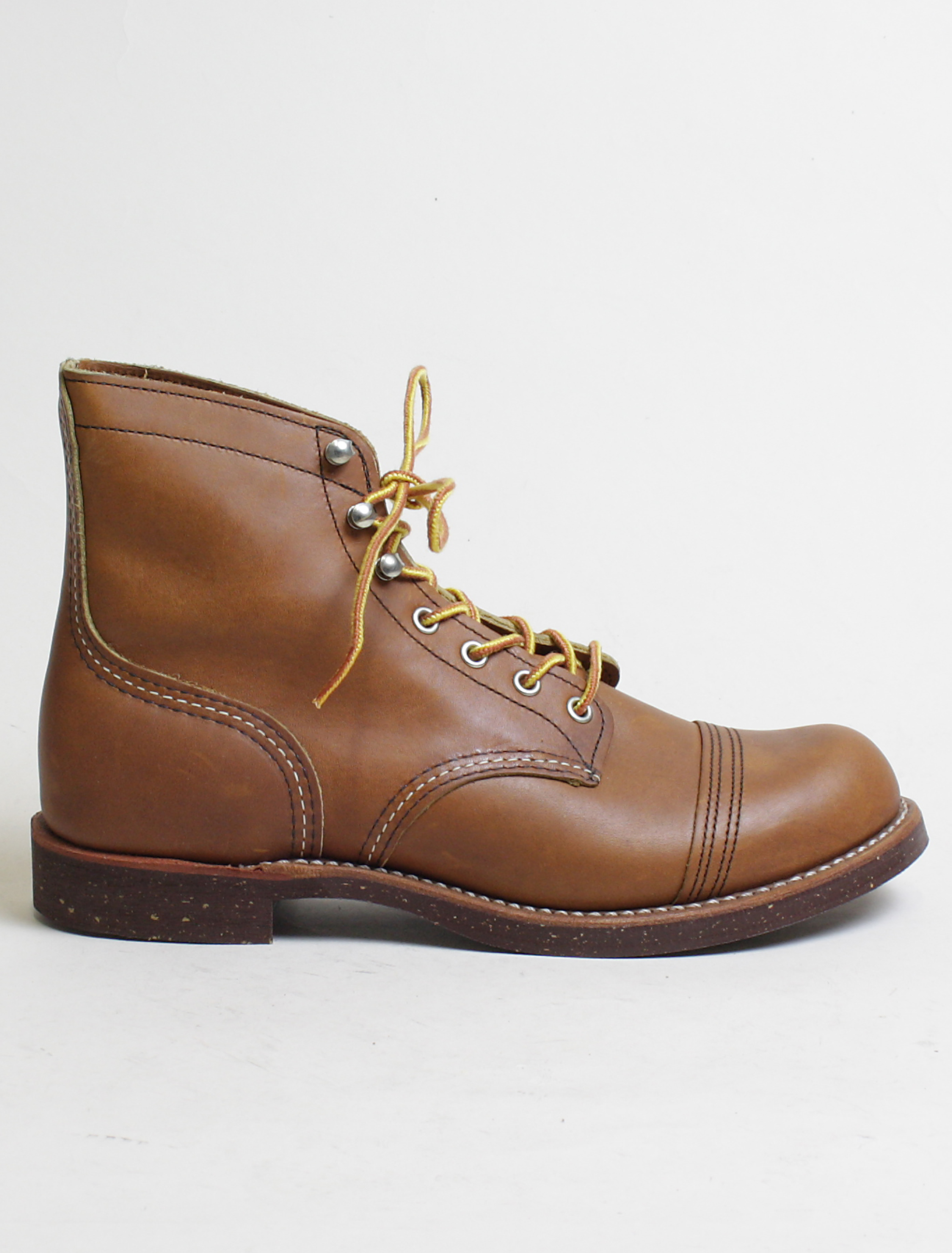 Red Wing Iron Ranger 8112 Oro russet