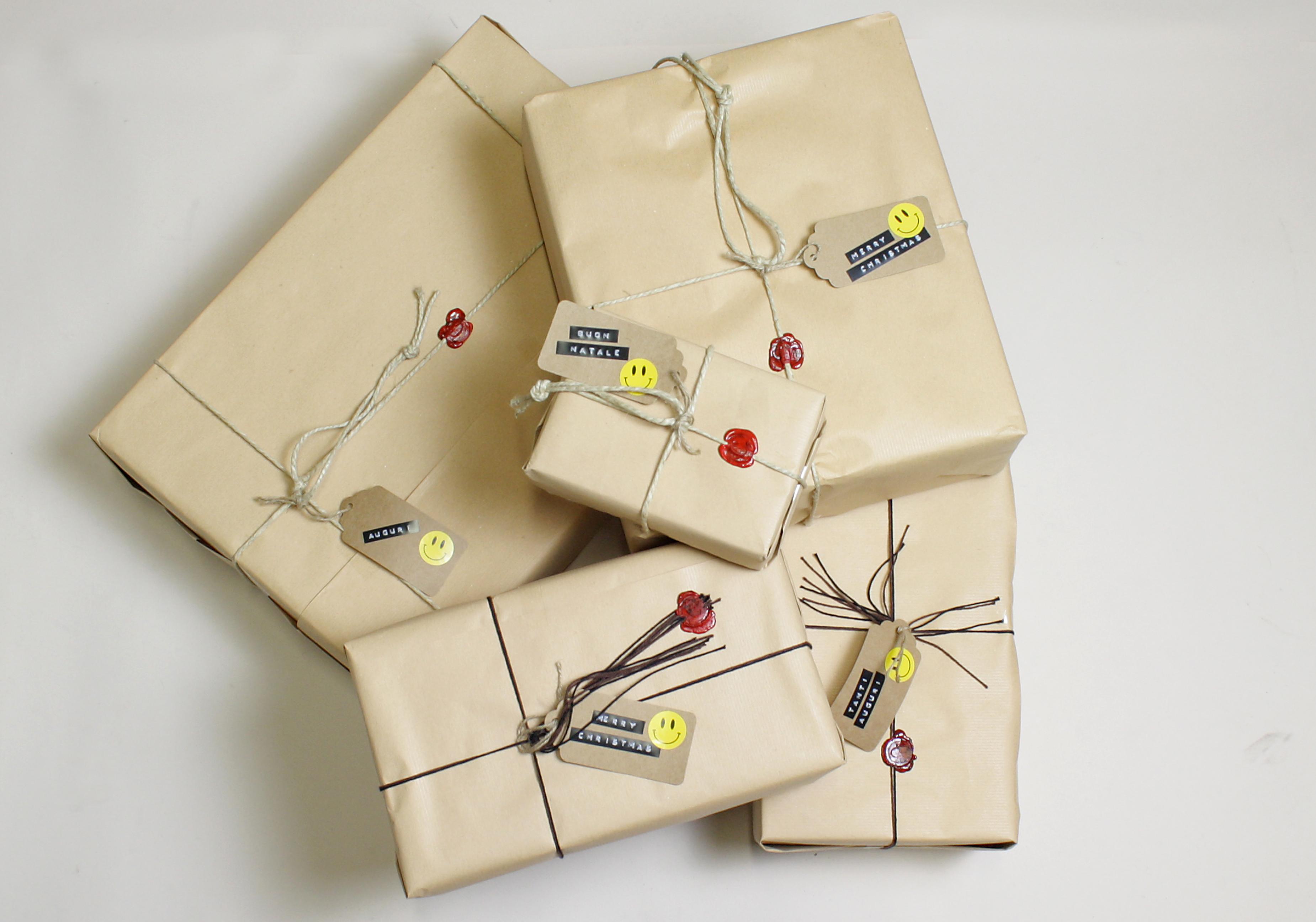 I nostri pacchetti regalo