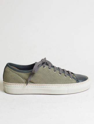 Buttero B6860 Tanino low top canvas kaky asfalto