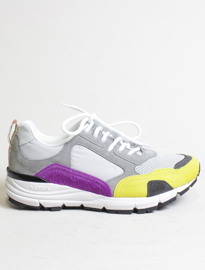 D'Acquasparta sneakers DSQ 3000 W Kebir senape