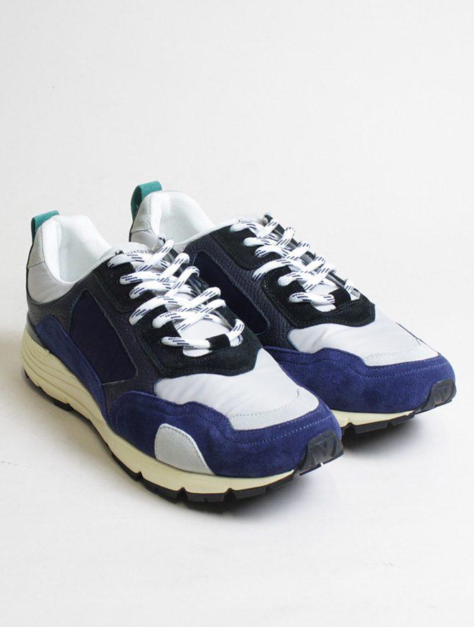 D'Acquasparta sneakers DSP 3000 Seta navy paio