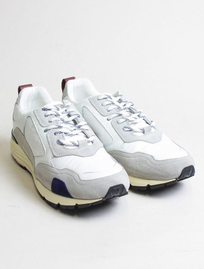 D'Acquasparta sneakers DSP 3000 Seta bianco dettaglio paio