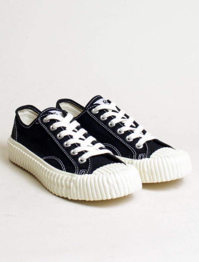 Excelsior sneakers Bolt Lo Shoes Off White rubber sole carbon black paio