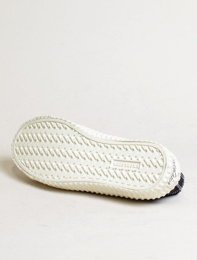 Excelsior sneakers Bolt Lo Shoes Off White rubber sole carbon black suola