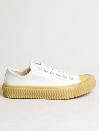 Excelsior sneakers Bolt Lo Shoes Off White rubber sole steam white