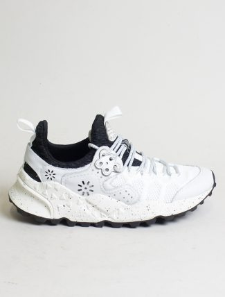Flower Mountain sneakers Kotetsu Calf Nylon Comb bianco