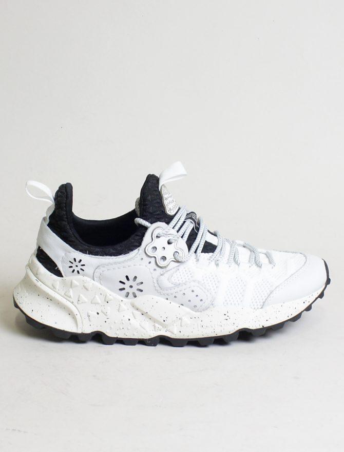 Flower Mountain sneakers Kotetsu Calf Nylon Comb bianco