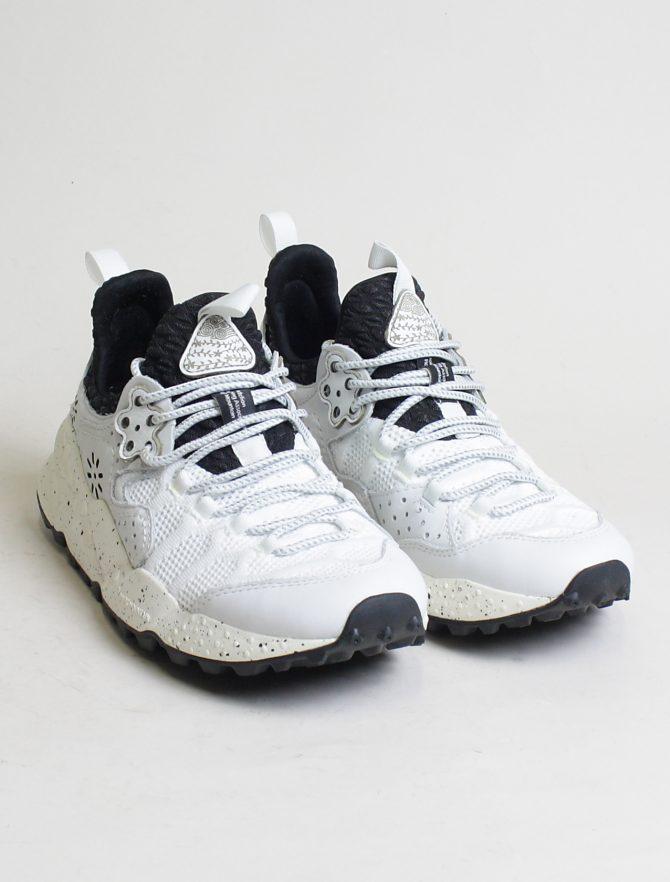 Flower Mountain sneakers Kotetsu Calf Nylon Comb bianco paio