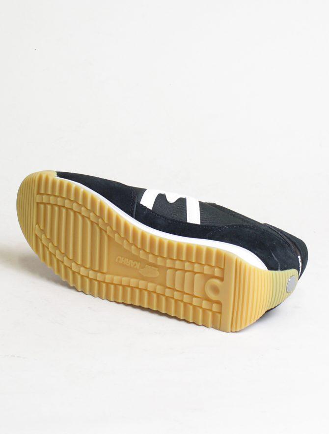 Karhu sneakers wmns Championair Black White suola