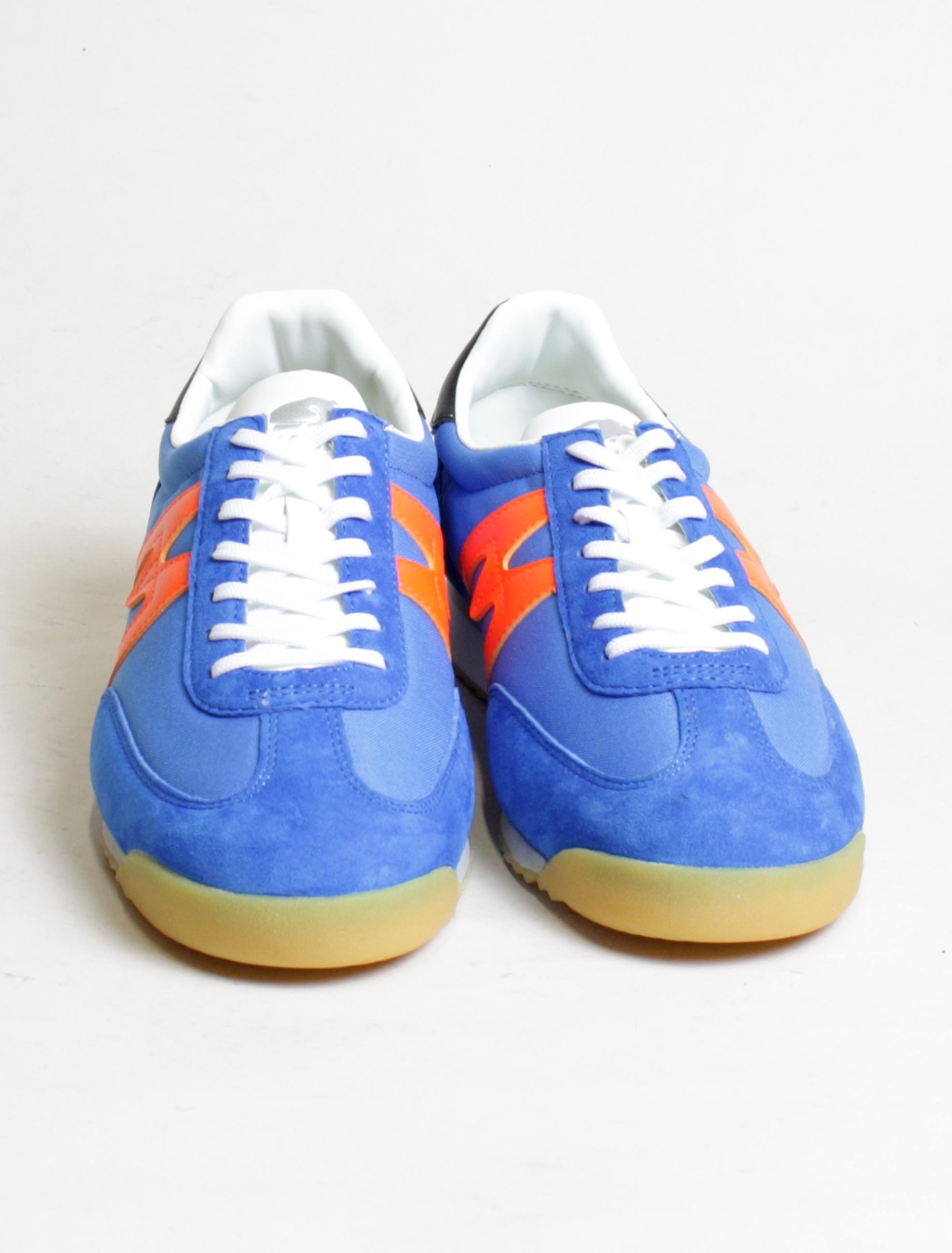 Karhu sneakers Championair Blue Aster Flame frontale