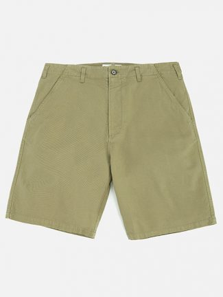 Universal Works Loose Short Cavalry twill Olive