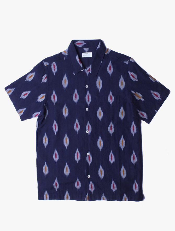 Universal Works Road Shirt Indigo