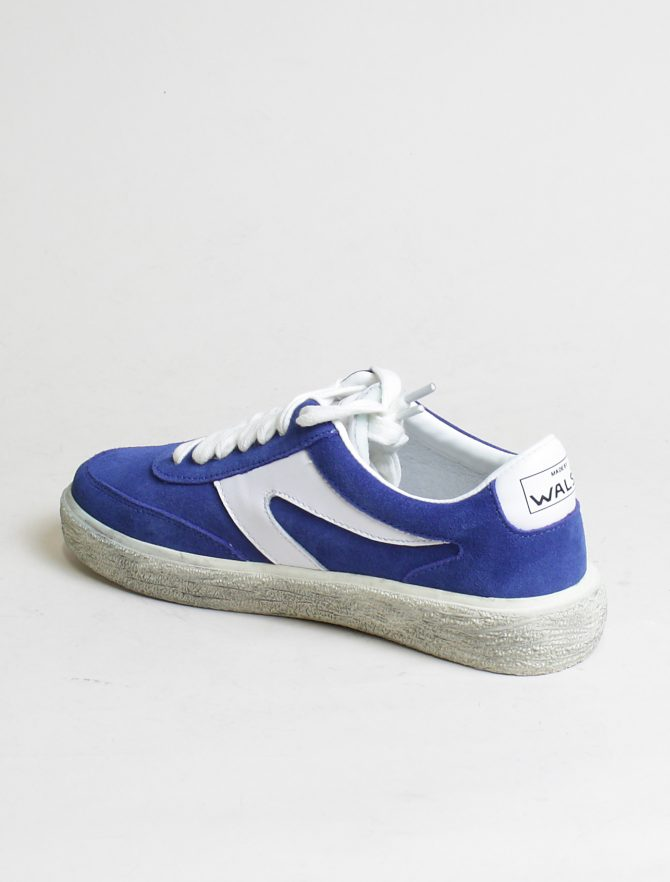 Walsh sneakers 18F042 Blue White interno