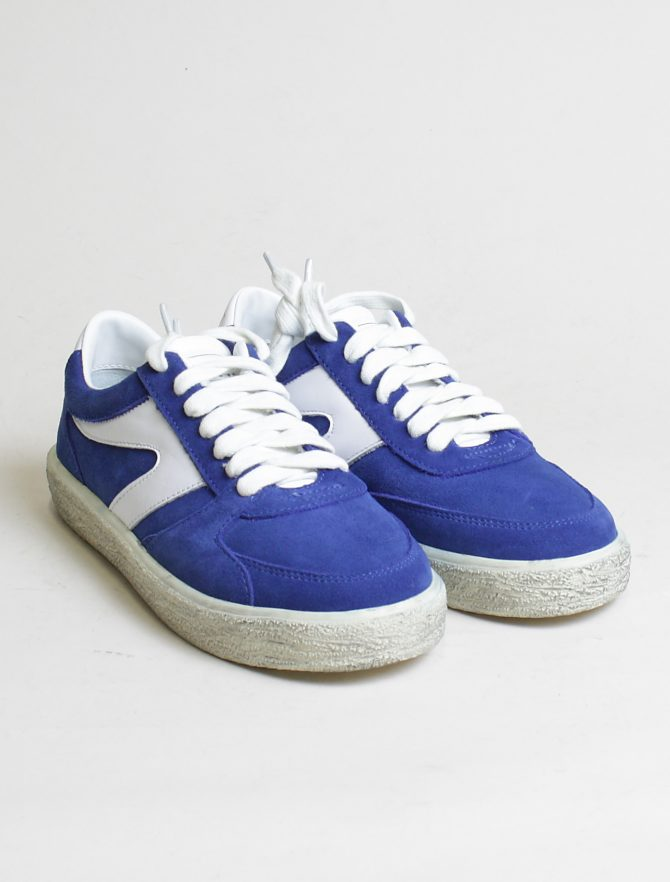 Walsh sneakers 18F042 Blue White paio