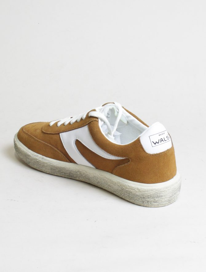 Walsh sneakers 18F042 Chestnut laterale