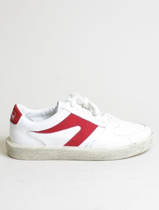 Walsh sneakers 18F042 White Red