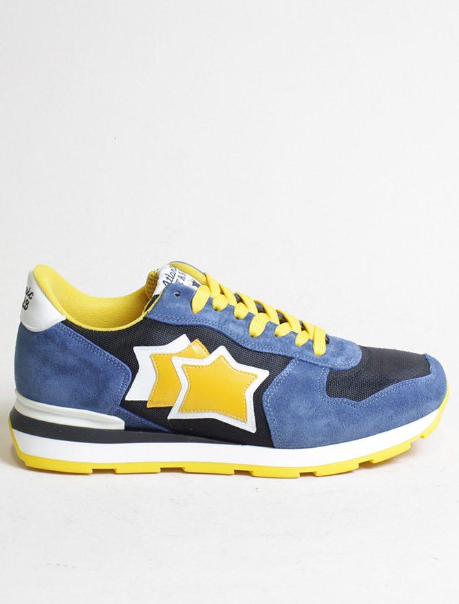 Atlantic Stars sneakers Antares CNY12B nero