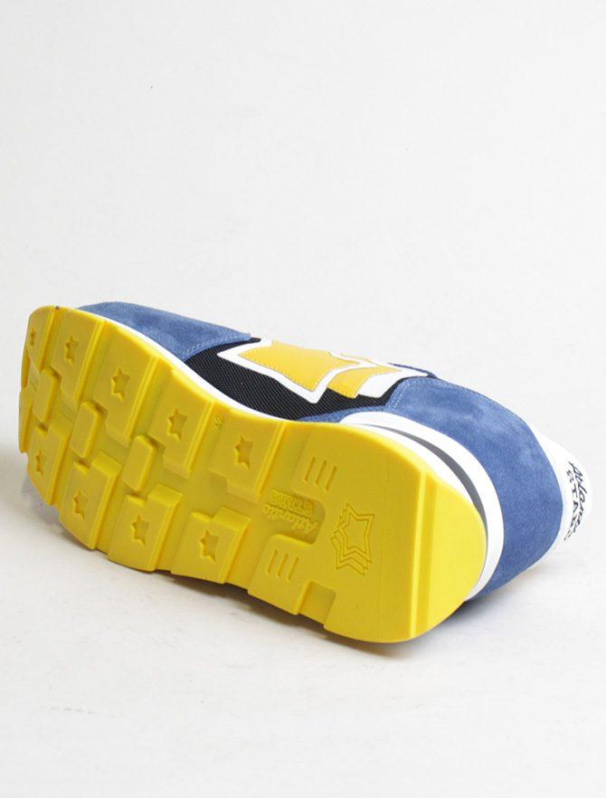Atlantic Stars sneakers Antares CNY12B nero suola
