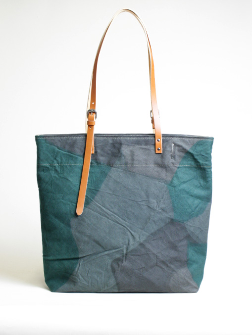 Corsi x Wolf & Fox Camo Tote bag Swedish Camo