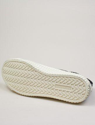 Excelsior Sneakers Bolt Hi Shoes rubber sole Black dettaglio suola