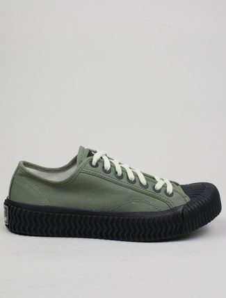 Excelsior Sneakers Bolt Lo Shoes Rubber Sole Khaki