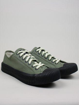 Excelsior Sneakers Bolt Lo Shoes Rubber Sole Khaki paio