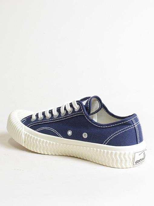 Excelsior Sneakers Bolt Lo Shoes Rubber Sole Navy dettaglio interno