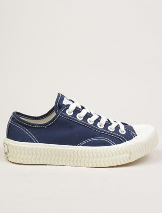 Excelsior Sneakers Bolt Lo Shoes Rubber Sole Navy