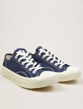 Excelsior Sneakers Bolt Lo Shoes Rubber Sole Navy paio
