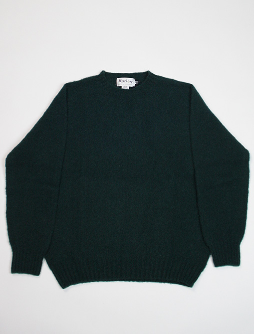Harley of Scotland Sweater M24747 Forest