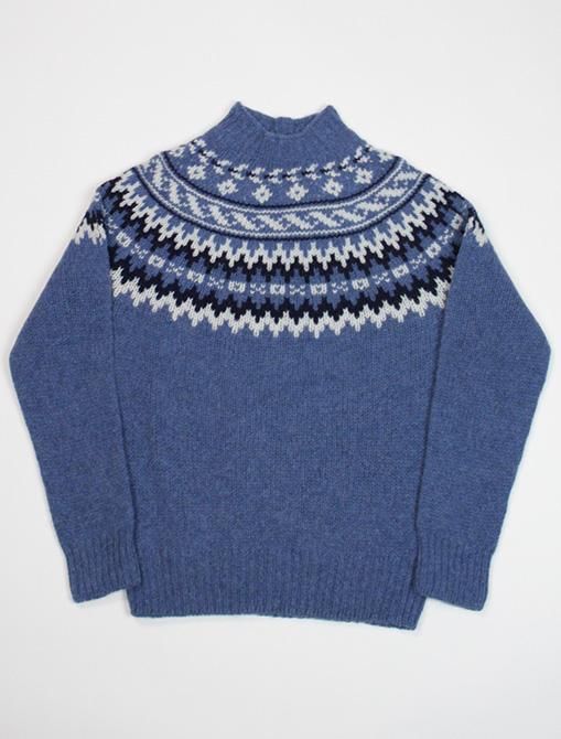 Harley of Scotland Sweater M35897 Blueprint