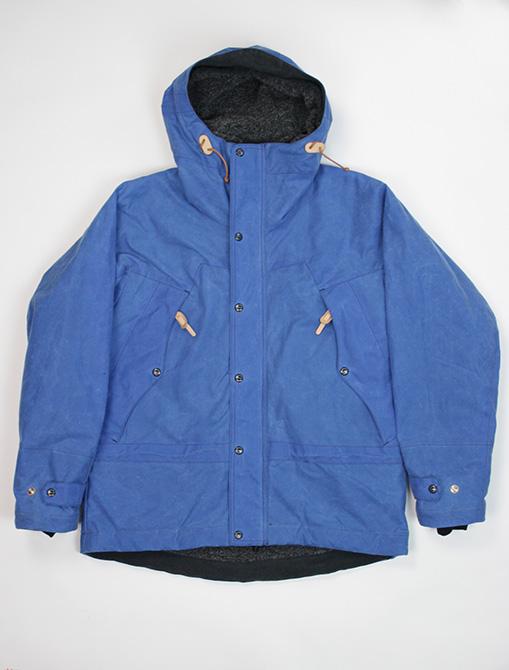 Manifatture Ceccarelli Mountain Jacket Mid Blue