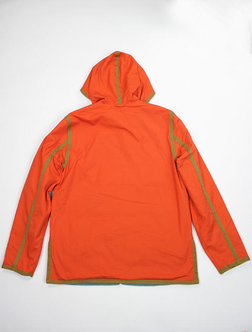 Nigel Cabourn x Element Alder Blanket Fleece Multicolor retro