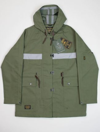 Nigel Cabourn x Element Cameramen Parka Military