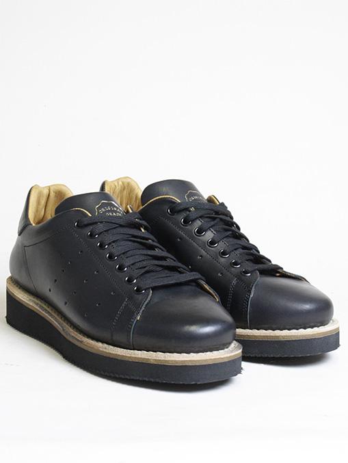 Original Grade Match Point Black Calf Leather paio