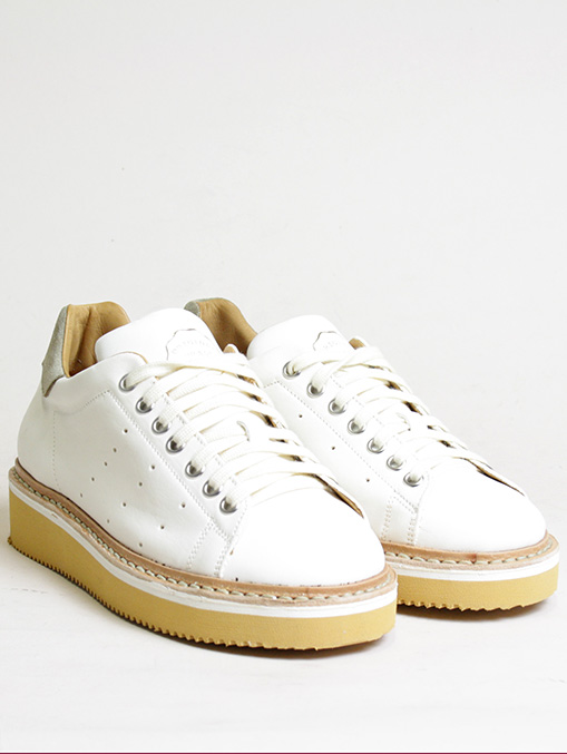 Original Grade Matchpoint Butter Leather Taupe paio