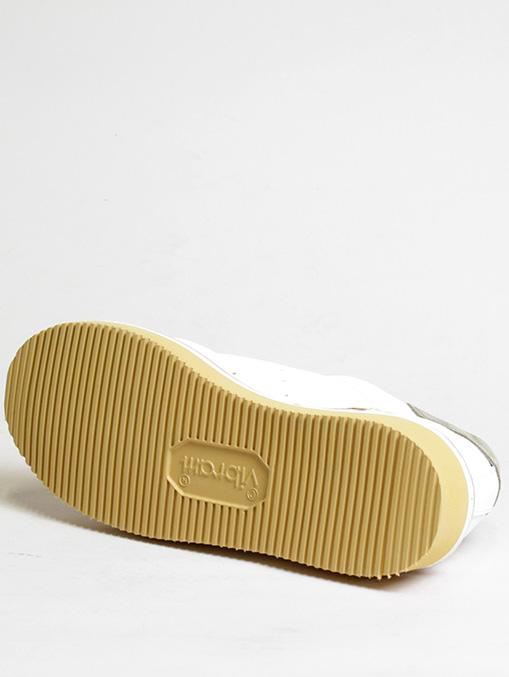 Original Grade Matchpoint Butter Leather Taupe dettaglio suola