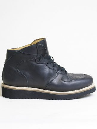 Original Grade Timeout Black Leather
