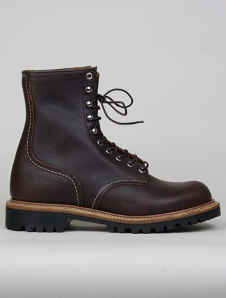 Red Wing 4585 Logger Boot Briar Oil Silk